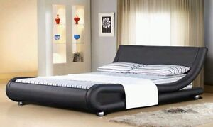 Brand new queen size black bed South Brisbane Brisbane South West Preview