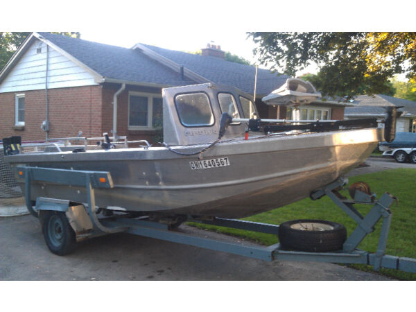 Used 1985 Other Custom Jet Boat