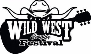 Wild West Music Fest Tickets For Sale - July 7th
