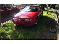 Vauxhall Calibra 16v Redtop