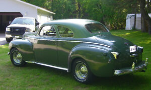 1941 Chrysler Royal For Sale