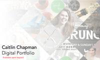 Freelance Graphic Design, Marketing + Social Media Expert