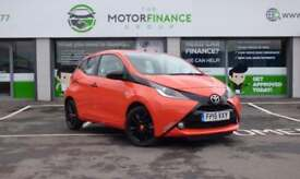 Toyota AYGO 1.0 VVT-i ( 68bhp ) 2014MY x-cite *** APPLY ONLINE NOW***