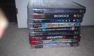 PS3 Games for Sale in Hinton OR Trade