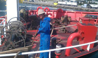 Heavy Equipment Blasting