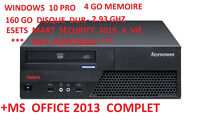 TOUR  LENOVO  ULTRA  SMALL  TRES  PERFORMANTE +++