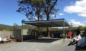 "ONLY ""3"" LEFT!!  6M X 6M SKILLION CARPORT $1990 Pine Mountain Ipswich City Preview"