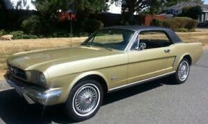 1965 Mustang Hardtop