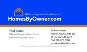 Commission free advertising in Nova Scotia