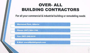 General Building & Renovation Contractor