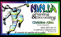 Ninja Painting & Decorating Ltd