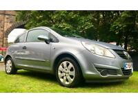 64 MPG 2006 VAUXHALL CORSA LIFE 1.0 60 BHP IDEAL FIRST CAR LOW INSURANCE 6 MONTH