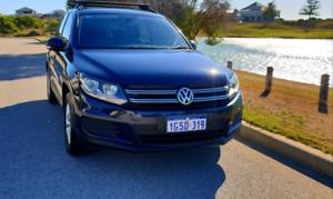 2012 Volkswagen Tiguan 103TDi Diesel 4WD Auto Excellent Condition