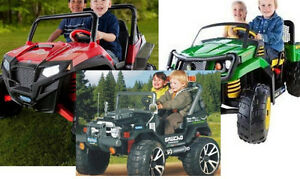Looking for PEG PEREGO RIDE ON Vehicle