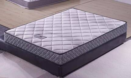 Brand New Bonnell Spring Firm Mattress with Air Holes