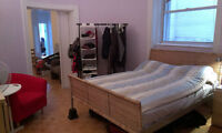 4br - Summer Sublet for Spacious Apartment (900 Rue Sherbrooke)