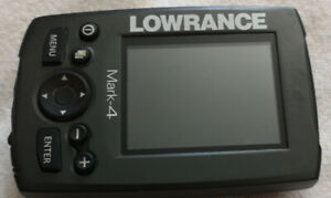 Fish finder Lowrance