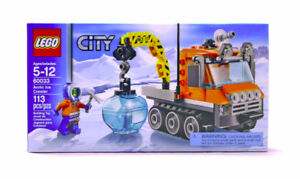 ** Arctic Ice Crawler - 60033 | City | LEGO Shop new sealed
