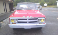 Beautiful 1968 GMC Almost all original!!