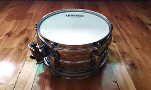 "Snare Tama Hammered Steel 10""x 5"""