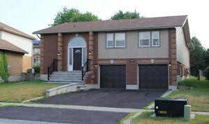 5 Bedroom Large home backing on park,  west end with inlaw suite Kingston Kingston Area image 1
