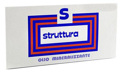 Struttura Olio Mineralizzante Ristrutturante per capelli danneggiati 10 x 12ml