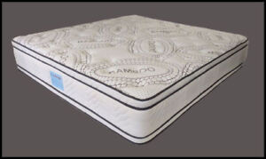 Queen Deluxe Pillow Top Mattress $299 Buy Directly from Factory!