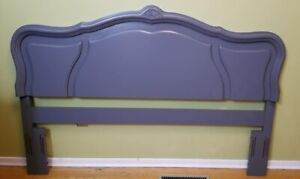 Stunning Refinished Queen size Headboard