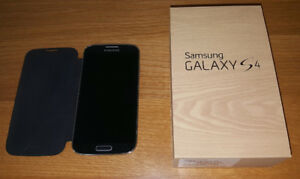 Samsung  Galaxy S4 16GB Smartphone with Protective Case
