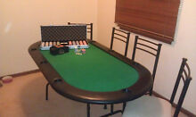 Poker Table Hire Sydney - $100 Delivered Carlingford The Hills District Preview