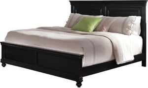 ISO Bridgeport King Bed FRAME