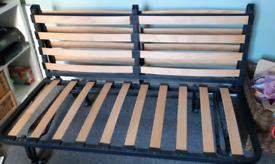 Ikea lycksele double sofabed frame.