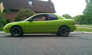 1995 Dodge Neon sport Coupe (2 door)