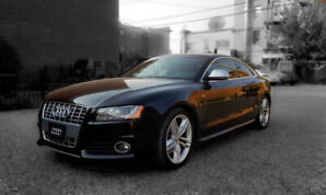 AUDI S5 V8 - Summer driven, LOW KMs, Two tone seats, Head urner