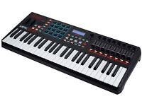 Akai MPK249 MIDI Keyboard Controller - IMMACULATE CONDITION! 49 Keys Akai MPK MPC pads