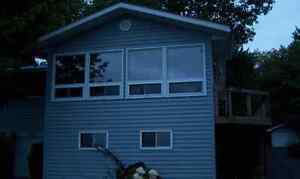 Waterfront home on Pine Island, 35min East of Sault Ste. Marie,