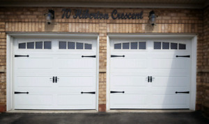 GARAGE DOORS ON SALE