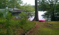 Peaceful and Cozy Lakefront Cottage for Sale