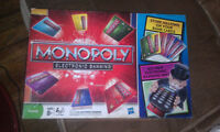 Electronic Banking Monopoly For Sale