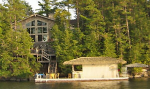 CRYSTAL LAKE EXECUTIVE COTTAGE