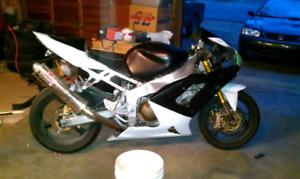 Kawasaki ninja 636