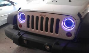 Jeep and truck custom lights install  Cambridge Kitchener Area image 3