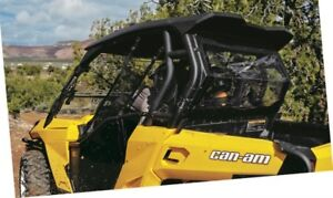 Can-Am Rear Polycarbonate Window Commander  2014 & Up 715002119