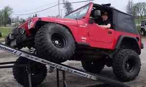 2005 TJ Saftey and etested