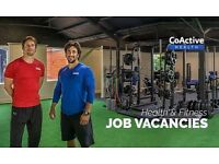 PERSONAL TRAINING JOB VACANCIES IN BUCKINGHAMSHIRE