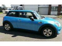 2015 MINI ONE 1.2 cc , 18K , DRIVES , CAT S , DAMAGED REPAIRABLE SALVAGE