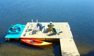 ♥♥KAWARTHAS PRIVATE LAKEFRONT COTTAGE-20FT FROM LAKE♥♥