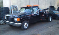 FORD F-350 TOWING DÉPANNEUSE REMORQUEUSE