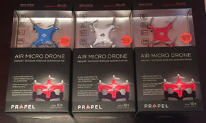 Brand New Drones, Helicopters and UFO's