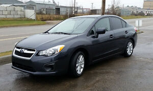 2012 Subaru Impreza 2.0i – Only 54,787 km in Excellent Condition
